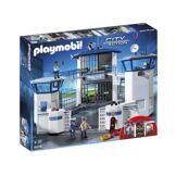 Playmobil City Action 6919 Commissariat de police avec prison - Playmobil