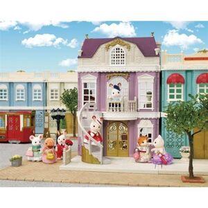 Sylvanian Families Maison de maître Sylvanian Families Ville 5365 - Univers miniature