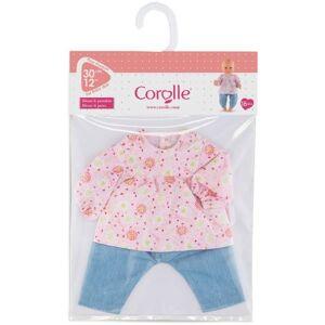 Corolle Blouse et pantalon Corolle pour poupon de 30 cm - Accessoire poupée - Publicité