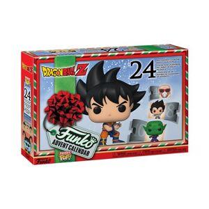 Funko Calendrier de l'avent Funko Pop Dragon Ball Z 2020 24 pièces - Petite figurine - Publicité