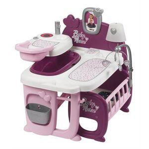Smoby Grande maison des bébés Smoby Baby Nurse 3 en 1 - Accessoire poupée - Publicité