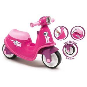 Smoby Porteur scooter Smoby Rose - Porteur - Publicité