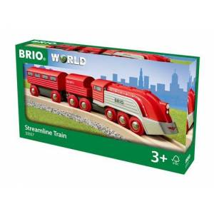 Brio Train aérodynamique Brio World - Univers miniature - Publicité