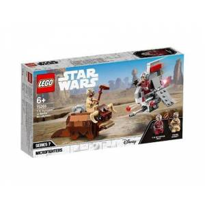 Lego Star Wars LEGO® Star Wars™ 75265 Le combat des Microfighters : T-16 Skyhopper™ contre Bantha™ - Lego - Publicité