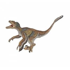 Papo Figurine Papo Velociraptor à plumes - Autre figurine ou réplique - Publicité
