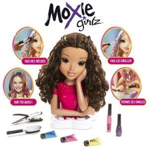Giochi Preziosi Tête à coiffer Moxie Girlz Magic Hair Sophina Giochi Preziosi - Accessoire poupée - Publicité