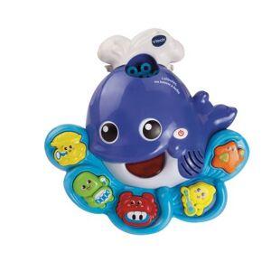 Vtech Lolibulles, ma baleine à bulles - Jouet pour le bain - Publicité