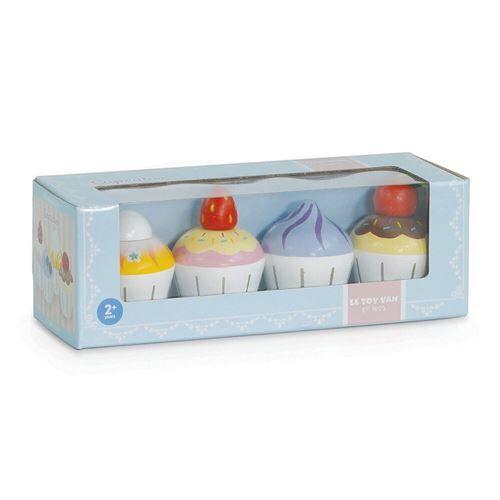 Le Toy Van Cupcakes Le Toy Van Pour cuisine pour enfants - Cuisine