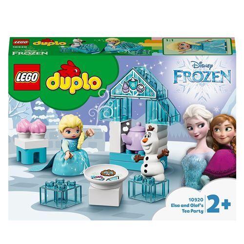 Lego Duplo LEGO® DUPLO® Disney Princess 10920 Le goûter d'Elsa et Olaf - Lego
