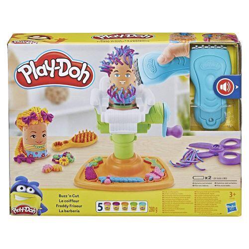 Play Doh Pâte à modeler Play Doh Le Coiffeur - Jeu d'éveil