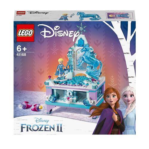 Lego Disney LEGO® Disney La Reine des Neiges 41168 La boite à bijoux d'Elsa - Lego
