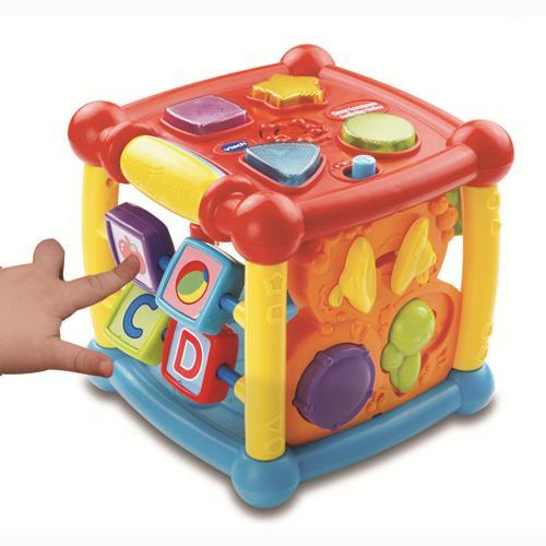 Vtech Baby Cube d'éveil - Cubes