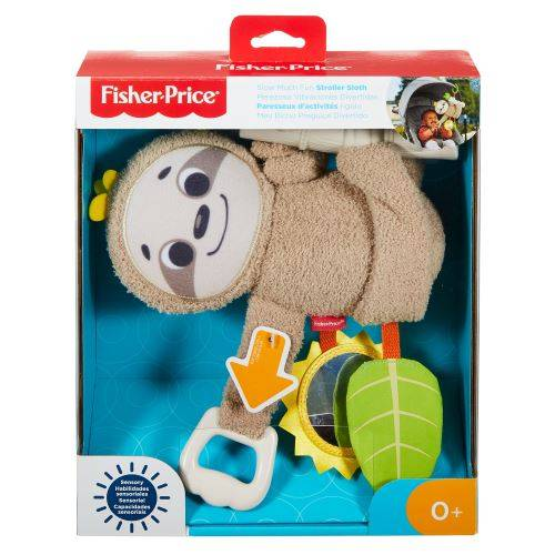 Fisher Price Mon paresseux d'activités Fisher Price - Tapis d'éveil