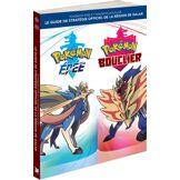 PIGGYBACK INTERACTIVE LIMITED Guide Officiel de la Région de Galar Pokémon Epée et Pokémon Bouclier - Solution de jeu