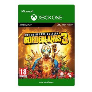 EPAY DIGITAL Code de téléchargement Borderlands 3 Edition Super Deluxe Xbox One - Publicité
