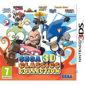 JUST FOR GAMES Sega 3D Classics Collection Nintendo 3DS - Nintendo 3DS - Publicité