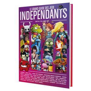 LINK DIGITAL SPIRIT Le grand guide Gaming des jeux vidéo par les studios indépendants - Objet dérivé - Publicité