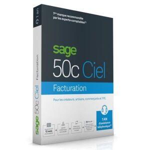 Sage 50cloud Ciel Facturation PC 30 jours d'assistance téléphonique - Publicité