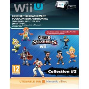 EPAY DIGITAL Code de téléchargement Super Smash Bros. Collection #2 Nintendo Wii U - Nintendo Wii U - Publicité
