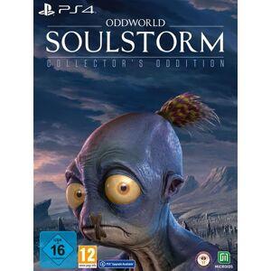 MDF- MICROIDS DISTRIBUTION Oddworld Soulstorm Edition Collector PS4 - Publicité