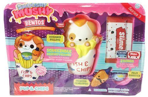 Smooshy Mushy Boîte Bentos Smooshy Mushy Série 3 - Autre figurine ou réplique