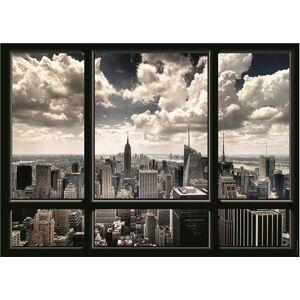 Nathan Puzzle 1000 pièces Nathan Vue sur New York - 1000 pièces - Publicité