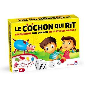 Dujardin Jeu d'apprentissage Dujardin Le cochon qui rit (par 4) - Autre jeu de société - Publicité
