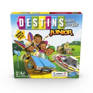 Hasbro Gaming Jeu de société Hasbro Gaming Destins Junior - Jeu classique - Publicité