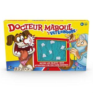 Hasbro Gaming Jeu de société Hasbro Docteur Maboul vétérinaire - Jeu d'adresse - Publicité