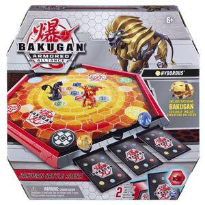 Bakugan Arène de Combat Saison 2 Bakugan - Petite figurine - Publicité