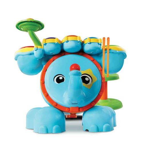 Vtech Baby Batterie Vtech Baby Jungle Rock Eléphant - Jeu d'éveil