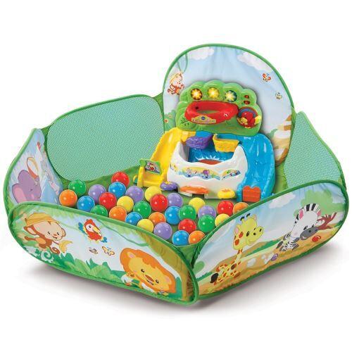 Vtech Baby Ma piscine à balles intéractive Vtech Baby - Jeu d'éveil