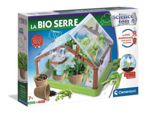 Clementoni La bio serre Clementoni - Jardinage
