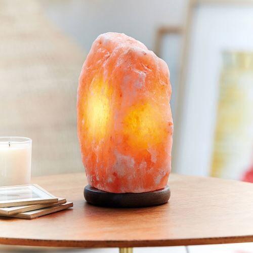 Nature et Découvertes Lampe en cristal de sel - Veilleuse