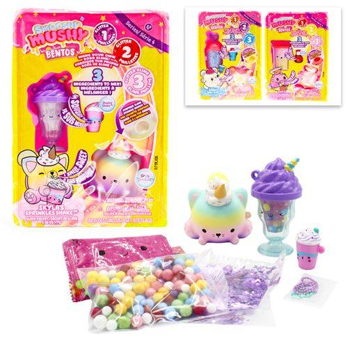 Smooshy Mushy Bentos Série 4 Smooshy Mushy - Univers miniature