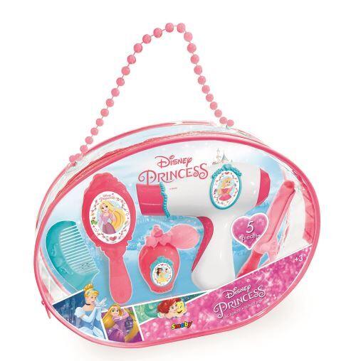 Smoby Playset Smoby Disney Princess Sac beauté - Draisienne