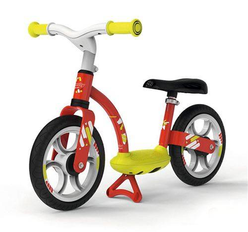 Smoby Vélo sans pédale Smoby Confort - Draisienne