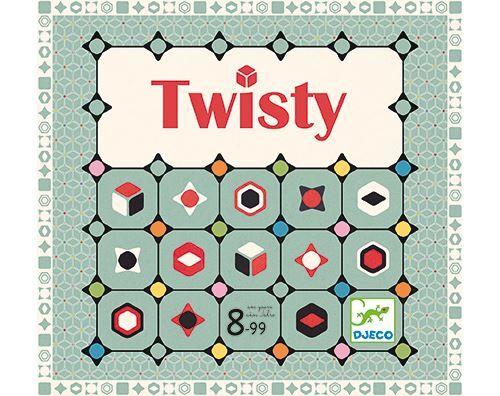 Djeco Twisty Djeco - Autre jeu de société