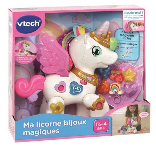 Vtech Baby Jeu éducatif Vtech Baby Ma licorne bijoux magiques - (donnée non spécifiée)