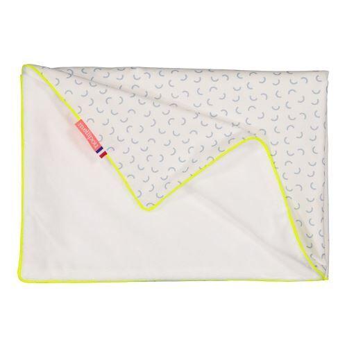 Mellipou Couverture pour bébé Mellipou Taylor Blanc - Accessoire sommeil