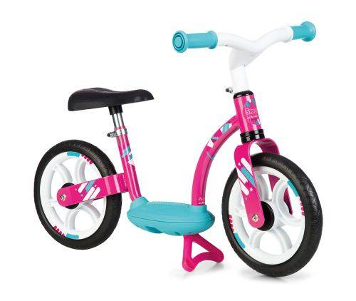 Smoby Draisienne Smoby Confort Rose - Draisienne