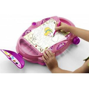 Famosa - 700005247 - loisir créatif - table à tracer lumineuse disney princess - Peinture