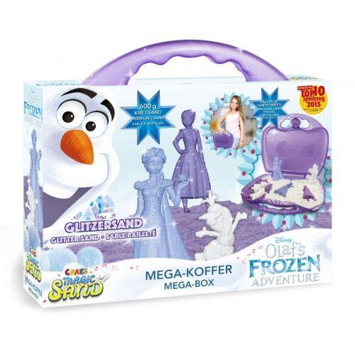 Craze La reine des neiges sable à modeler pailleté - La magie de l'hiver - Pâte à modeler pour enfant