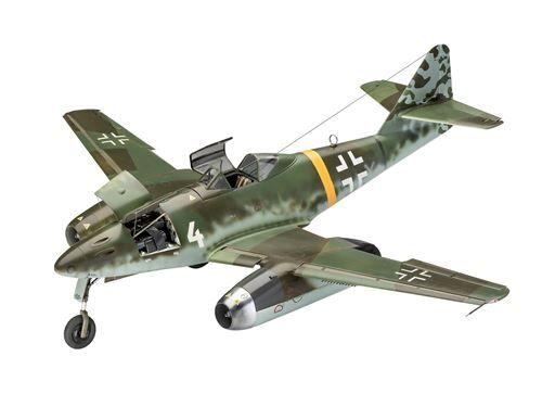 Revell Maquette avion militaire : Me262 A-1 Jetfighter aille Unique Coloris Unique - Maquette