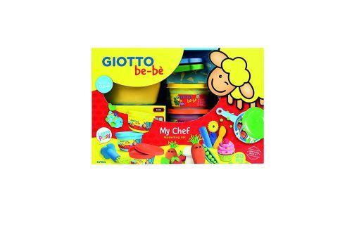 Non communiqué Giotto Be de bè 4694 00 Set Enfant erknet avec Accessoires - Pâte à modeler pour enfant