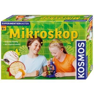 Kosmos Microscope Kosmos 635.213 Pour La Nature Découverte - Jeux scientifiques