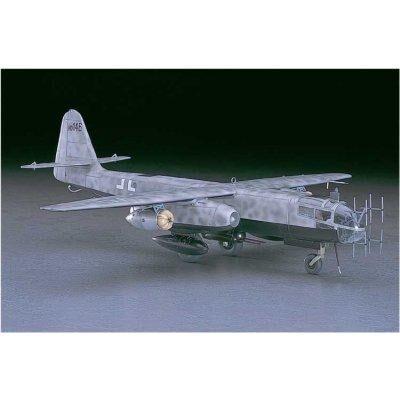 Hasegawa - Maquette avion: Arado Nachtigall - Maquette