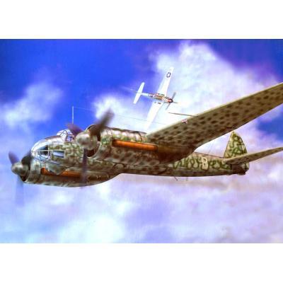AMtech Maquette avion : ju-88s-3/t-3 amtech - Maquette