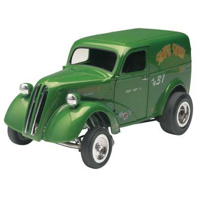 Revell Maquette camionnette de livraison thames panel truck revell - Maquette
