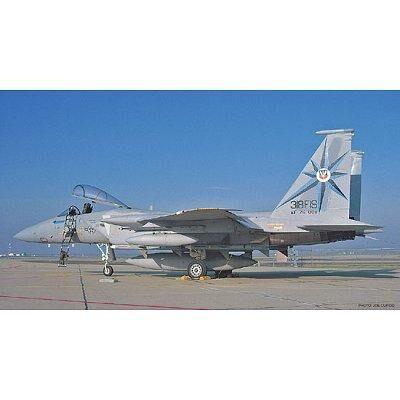 Hasegawa - Maquette avion: F-15A Eagle ADTAC - Maquette